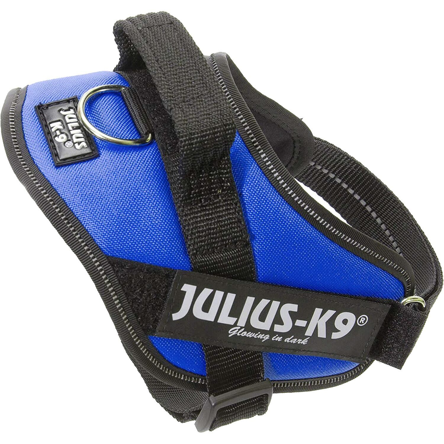JULIUS-K9 шлейка для собак IDC-Powerharness Mini (49-67см 7-15кг), синий 2